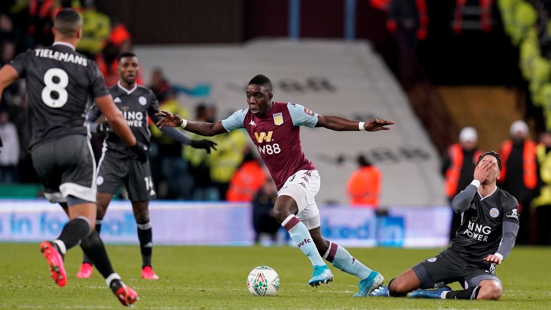 Singkirkan Leicester Aston Villa Ke Final Piala Liga
